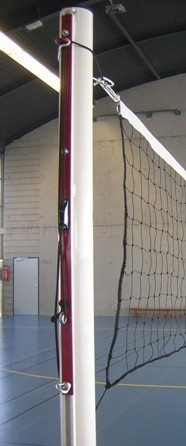 Poteaux de volley-ball