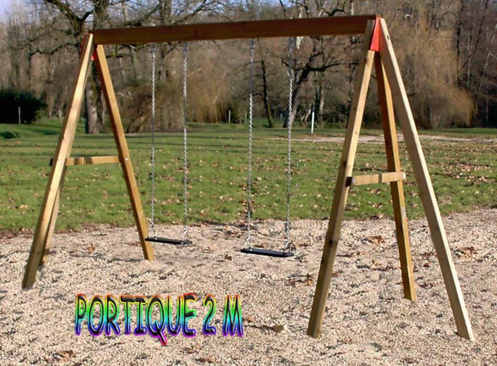 Portique 2 m