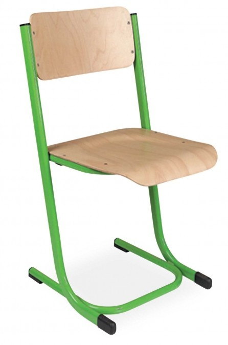 Chaise primaire, appuis sur table Gabe