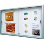 vente de vitrine d 39 affichage affichage ext rieur. Black Bedroom Furniture Sets. Home Design Ideas